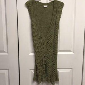 Miss Selfridge Tunic Sweater Size M